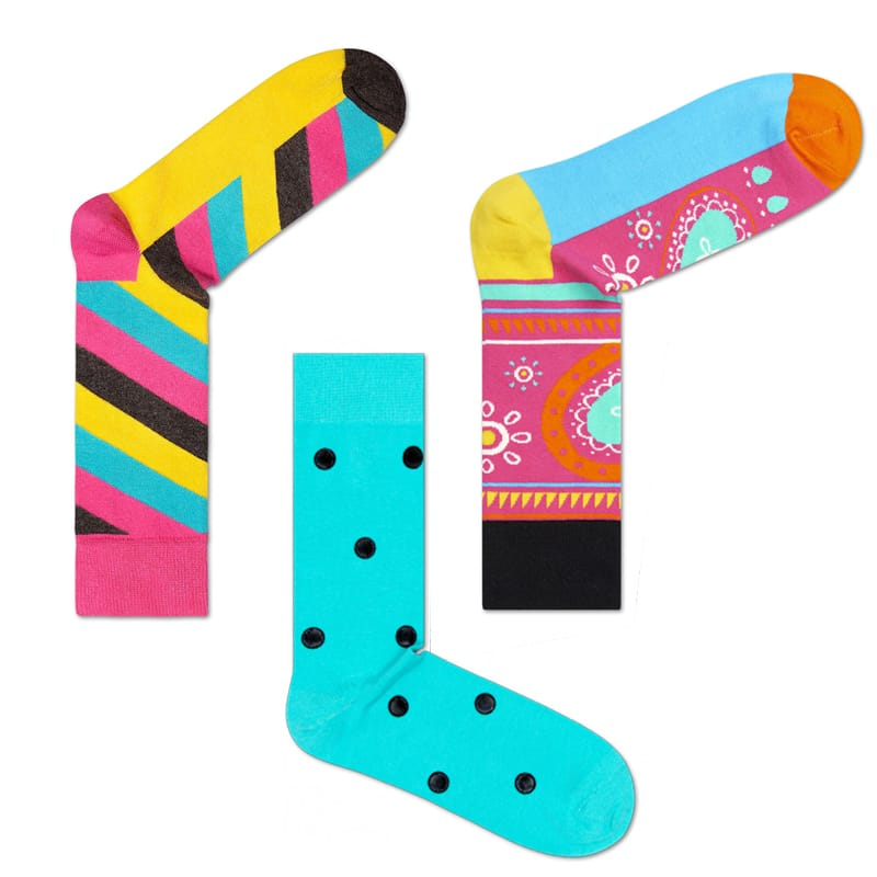Подарочный набор женских носков Рositive