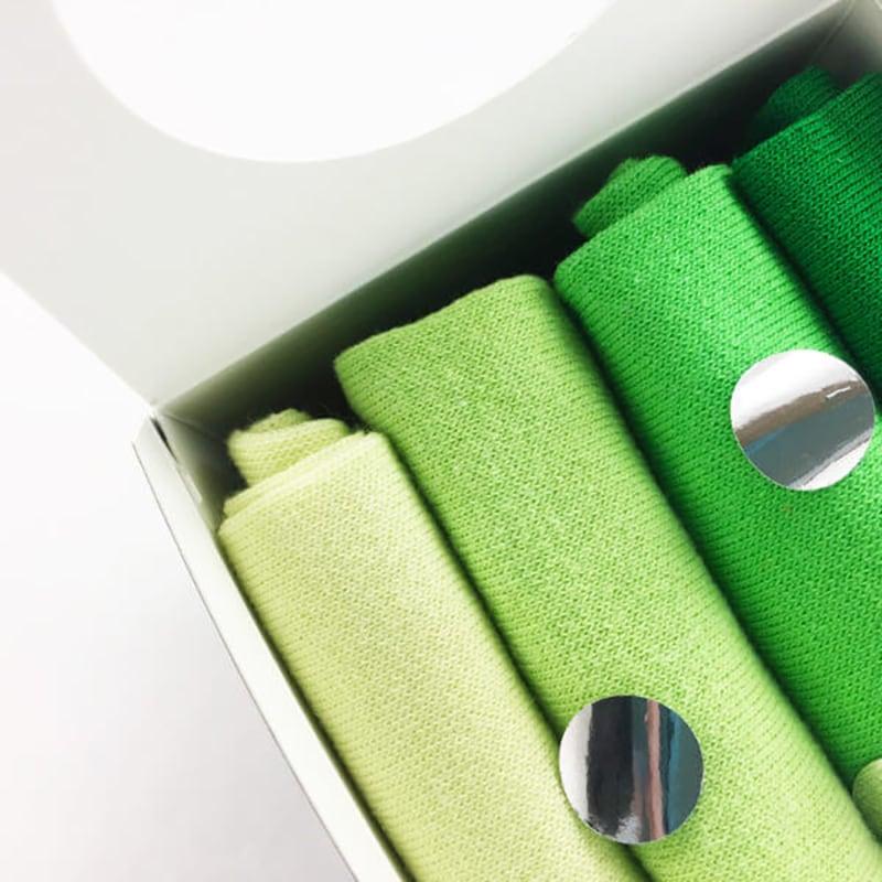 Креативные мужские носки в подарок Green Еnergy