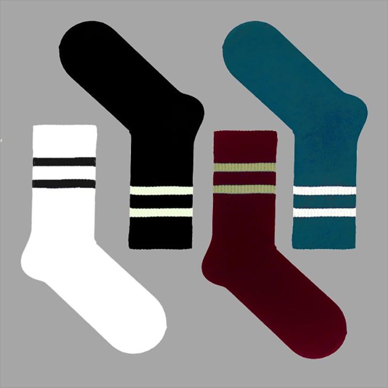 Набір чоловічих шкарпеток в подарунок Strips
