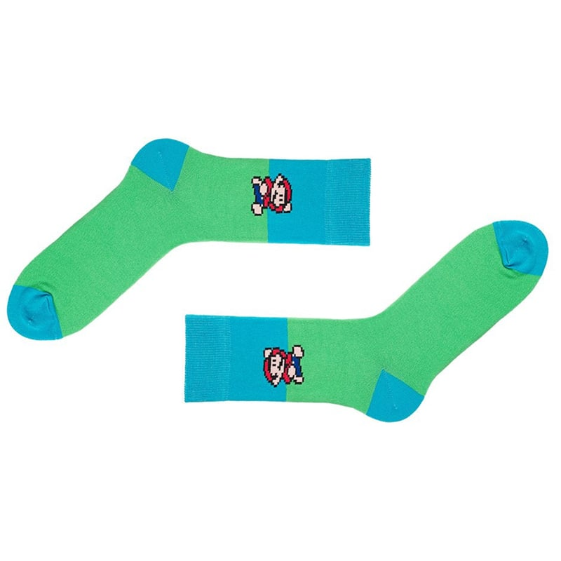 Набор носков в подарок Mario Brothers