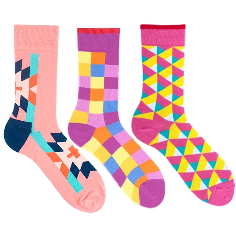 Чоловічі шкарпетки Geometry