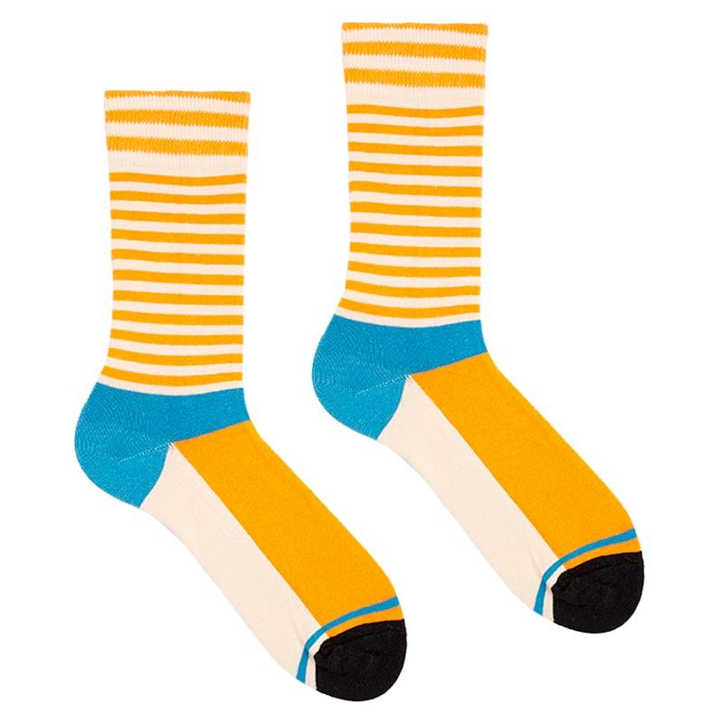 Модный брендовый подарочный набор мужских носков Mini 2 Man