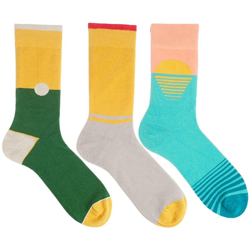 Прикольные мужские носки Nordic