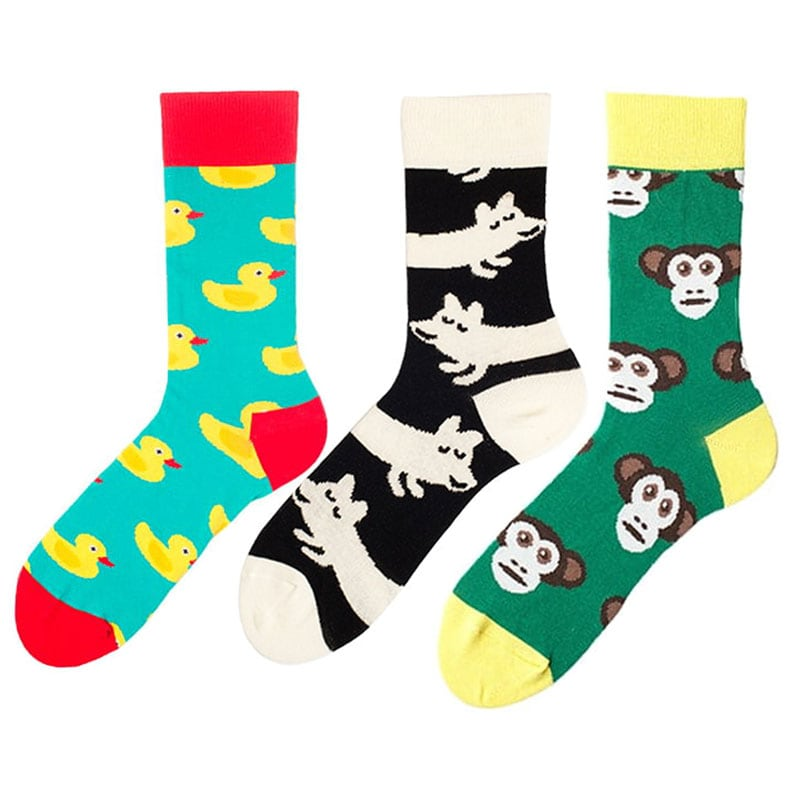 Модні чоловічі шкарпетки Jungle