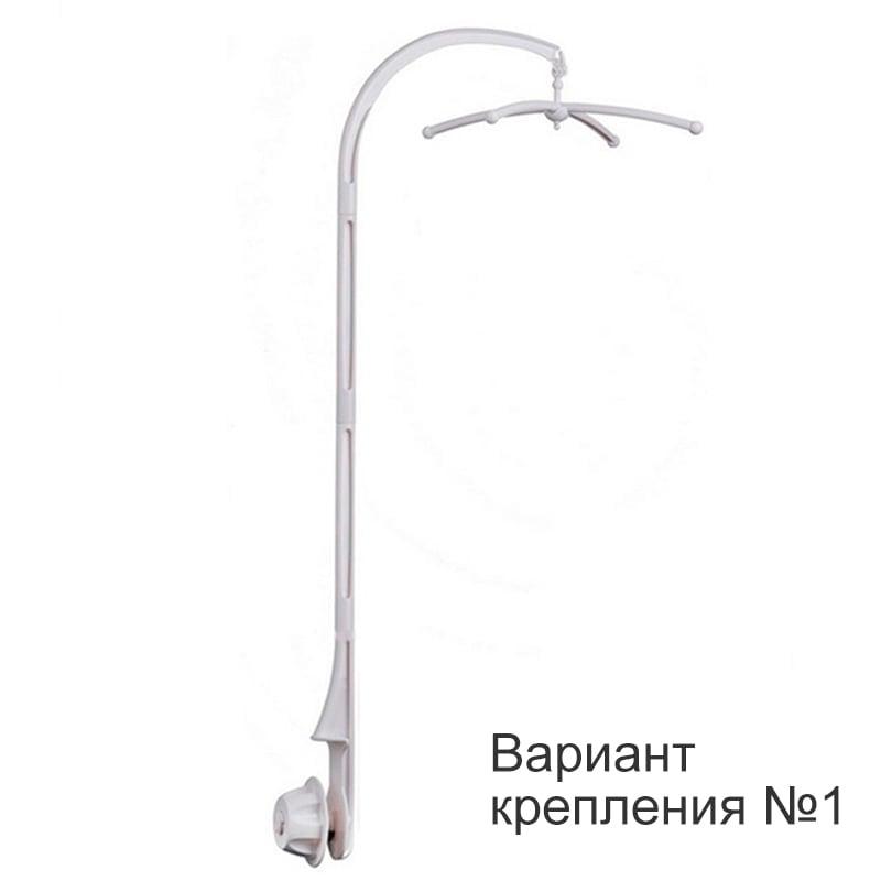 Дизайнерський мобіль (карусель) на дитячу ліжечко СЛОНИК