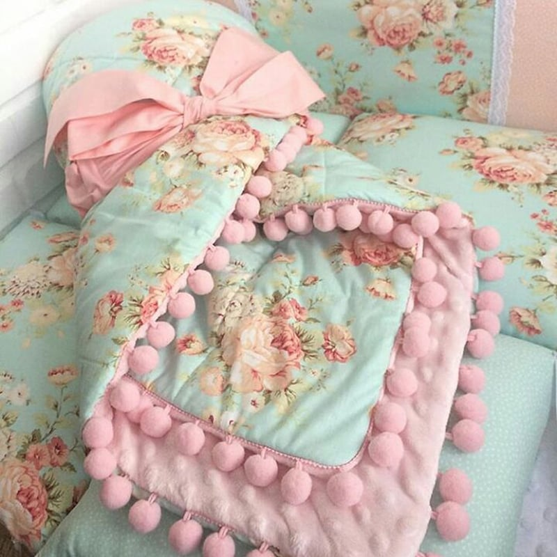 Одеяло-конверт для девочки в подарок Розалинда