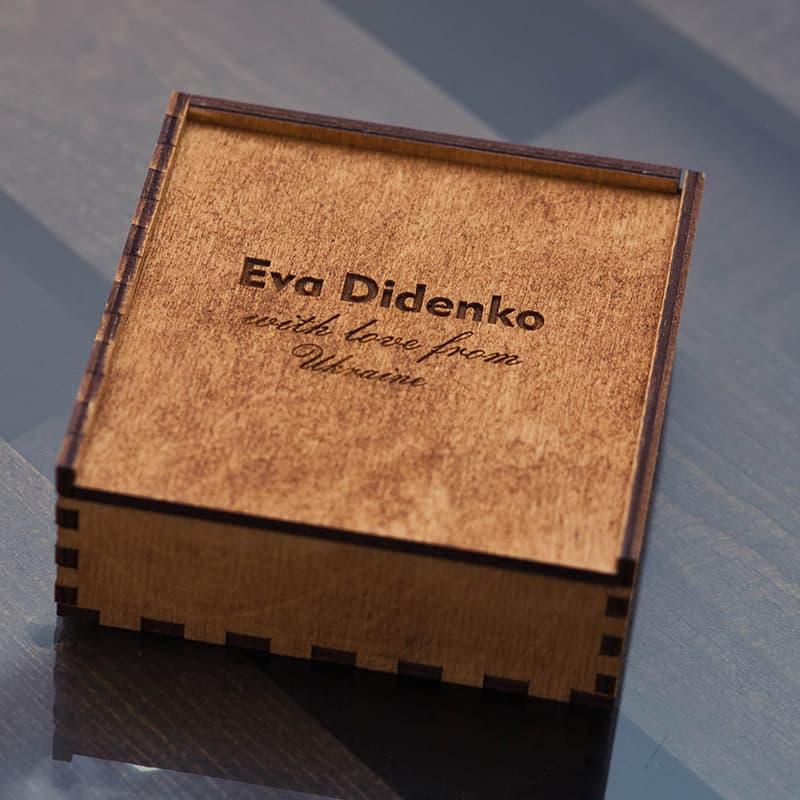 Кожаный браслет Handmade в подарок Латынь
