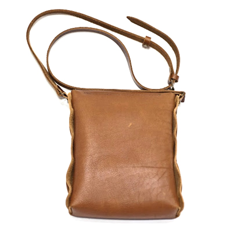 Handmade сумка Crossbody Brown leather