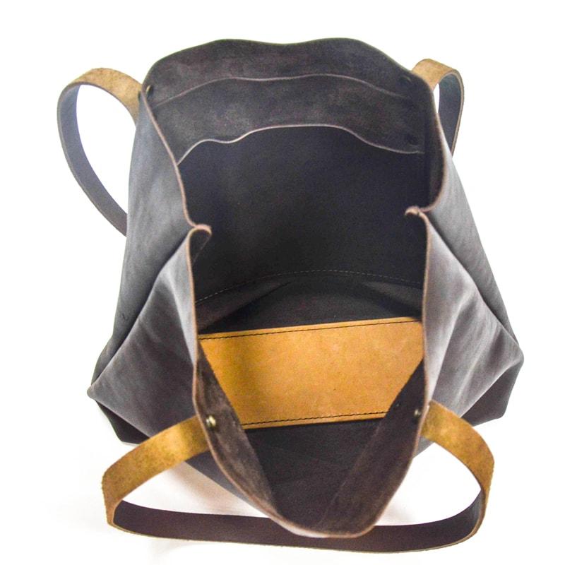 Сумка – Shopper женская Chocolate leather