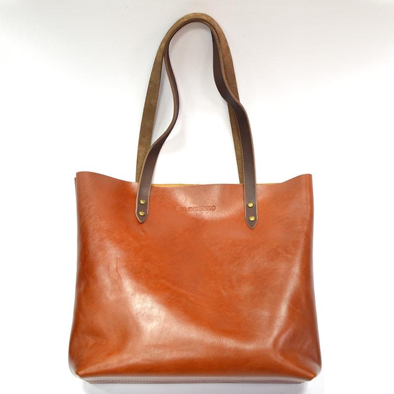 Сумка – шопер в подарунок Red leather