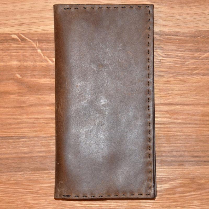 Дизайнерський чоловіче портмоне Large Leather Purse