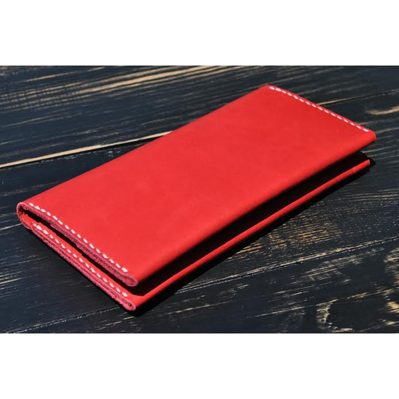 Кожаное портмоне Ruby leather