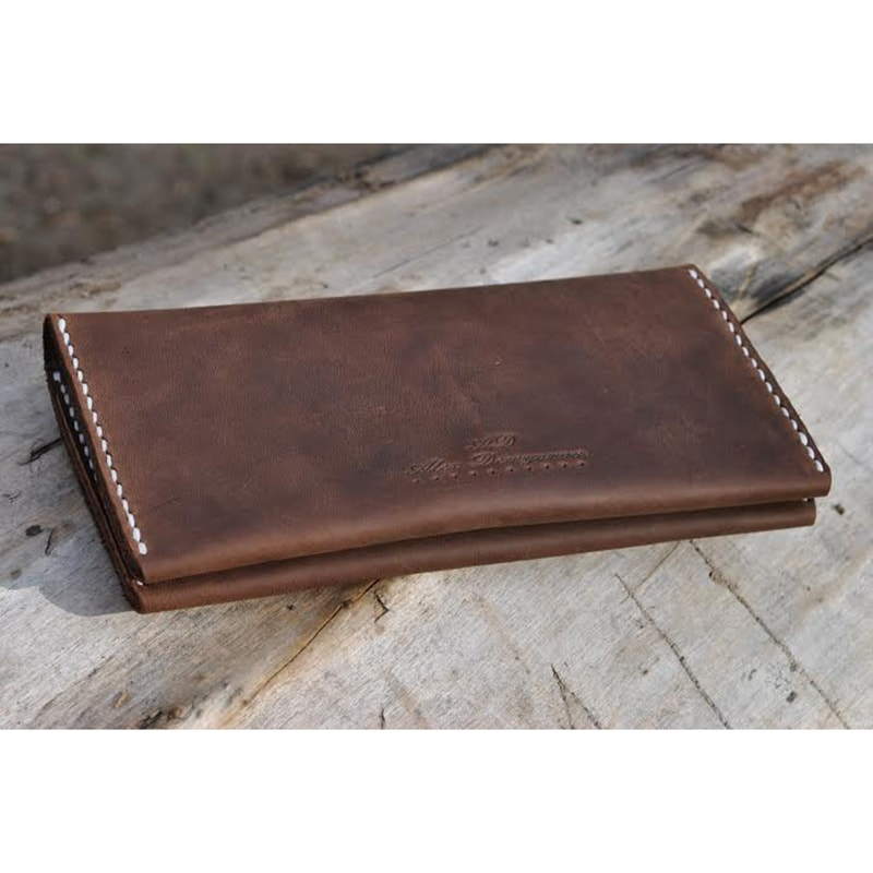Портмоне в подарок Chocolate leather