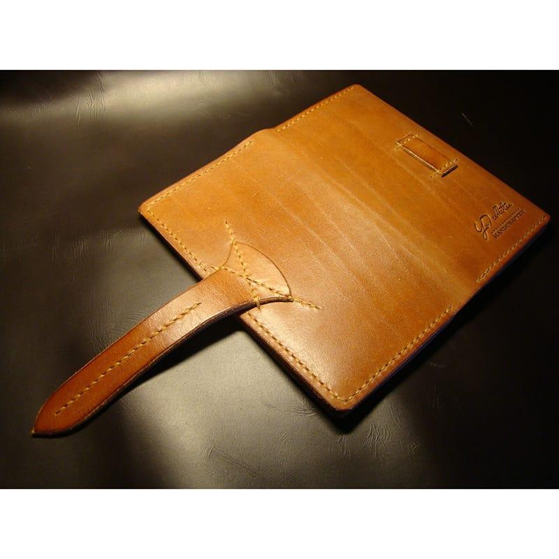 Клатч-портмоне ручної роботи brown leather