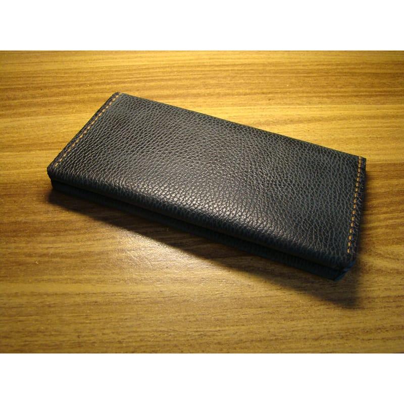 Ексклюзивний гаманець Greenbacks blue leather