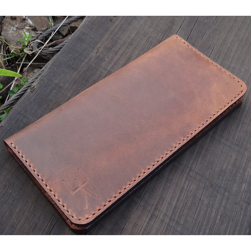 Портмоне чоловіче в подарунок Handmade Vintage leather