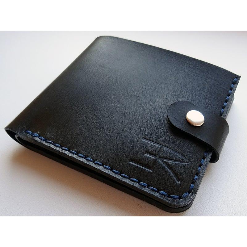 Портмоне дизайнерське чоловіче Handmade leather