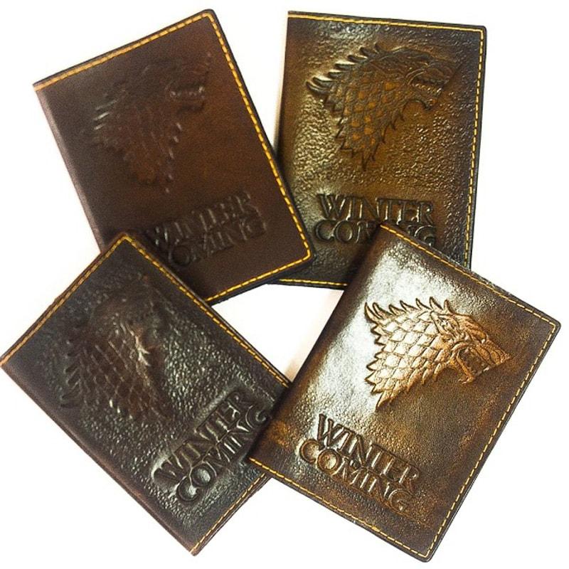 Дизайнерська обкладинка на паспорт Гра престолів Старк