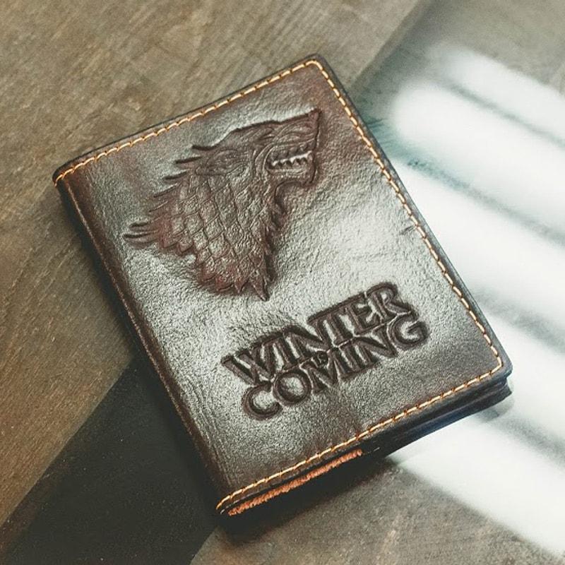 627205e09147 GIFT2U | Кожаная обложка на паспорт Handmade Игра престолов. Цена ...