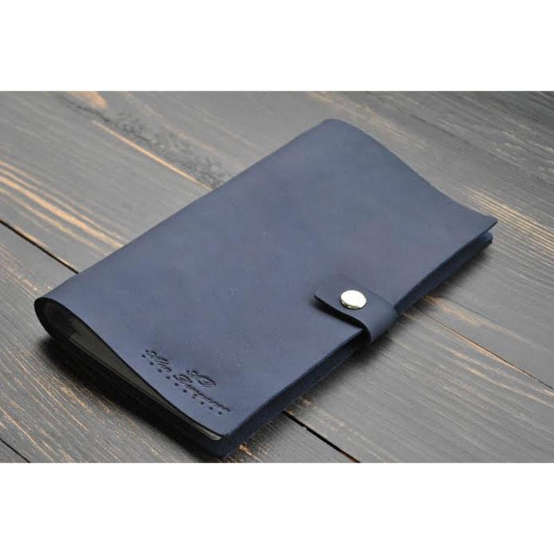 Визитница Big Sapphire leather