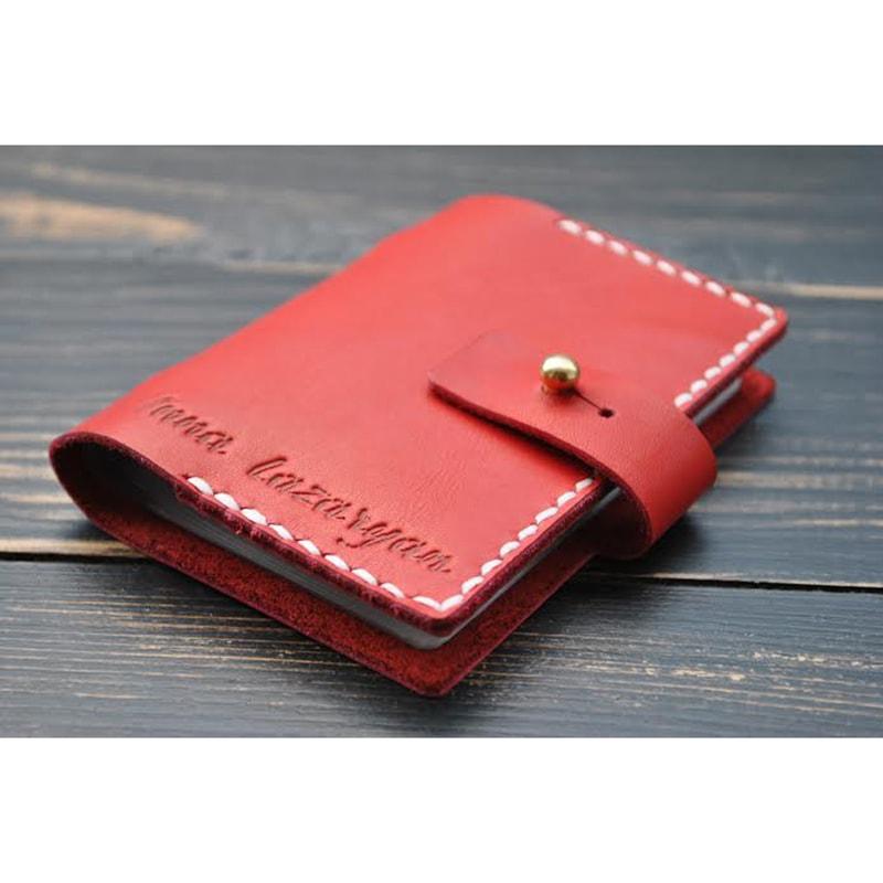 Визитница Coral leather