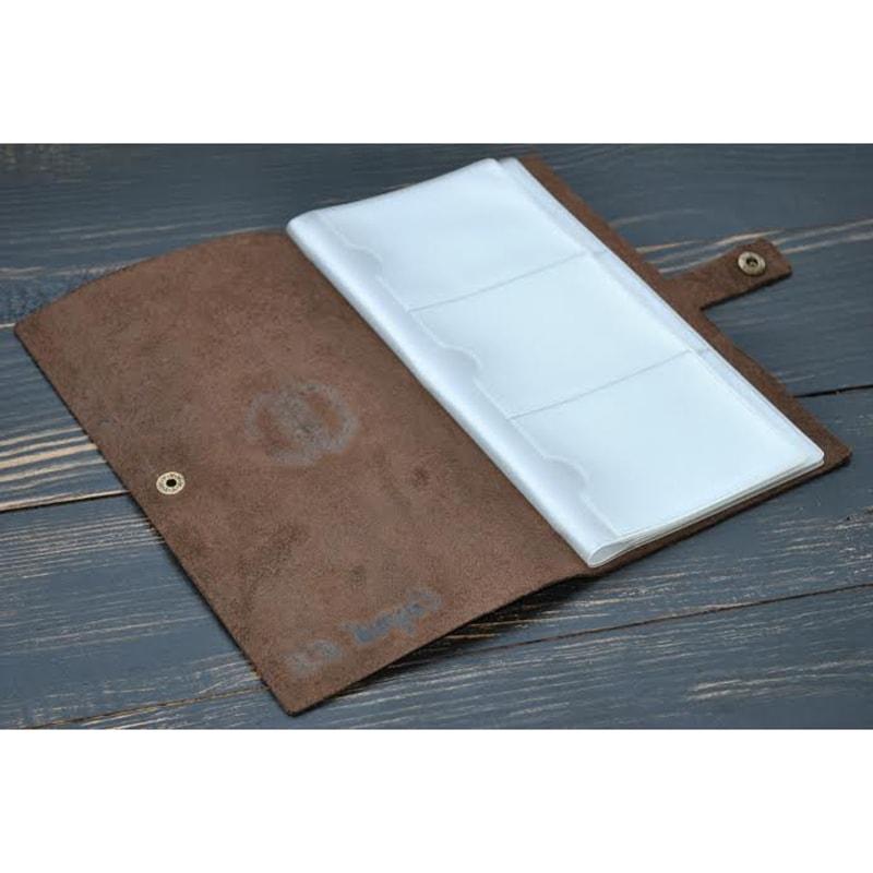 Картхолдер Quartz leather