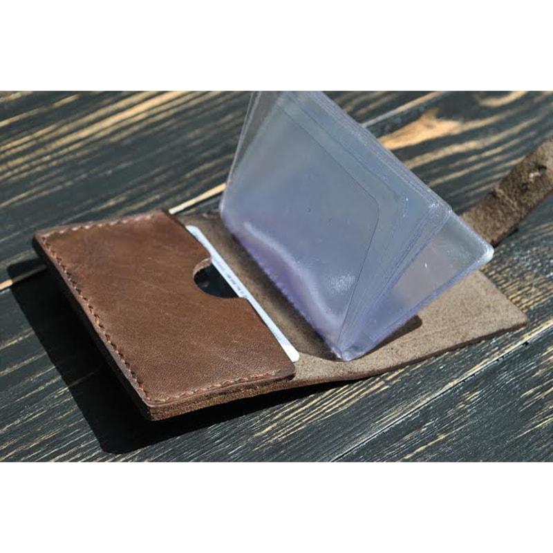 Візитниця Chocolate leather