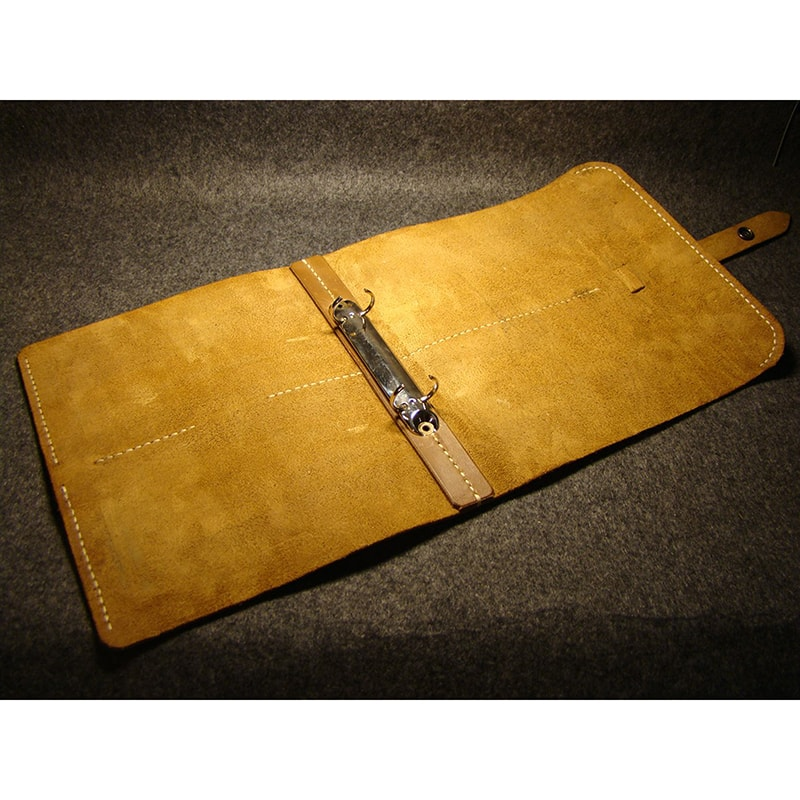 шкіряна Папка handmade documents