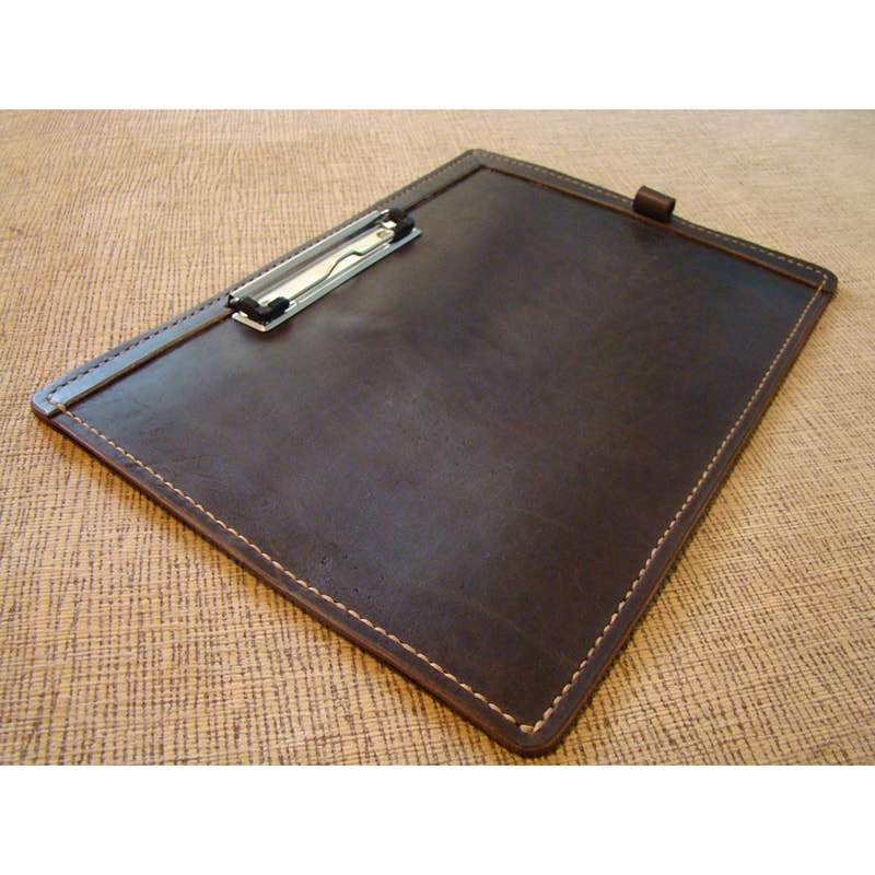 Планшет чехол кожаный leather organizer