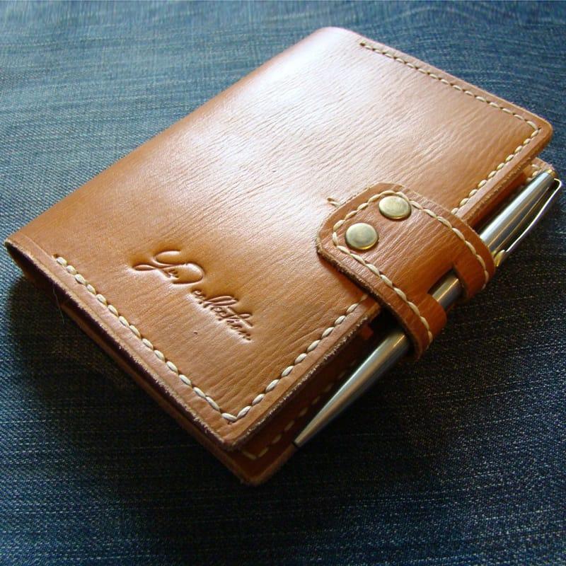 Шкіряний органайзер Sketchpad brown leather