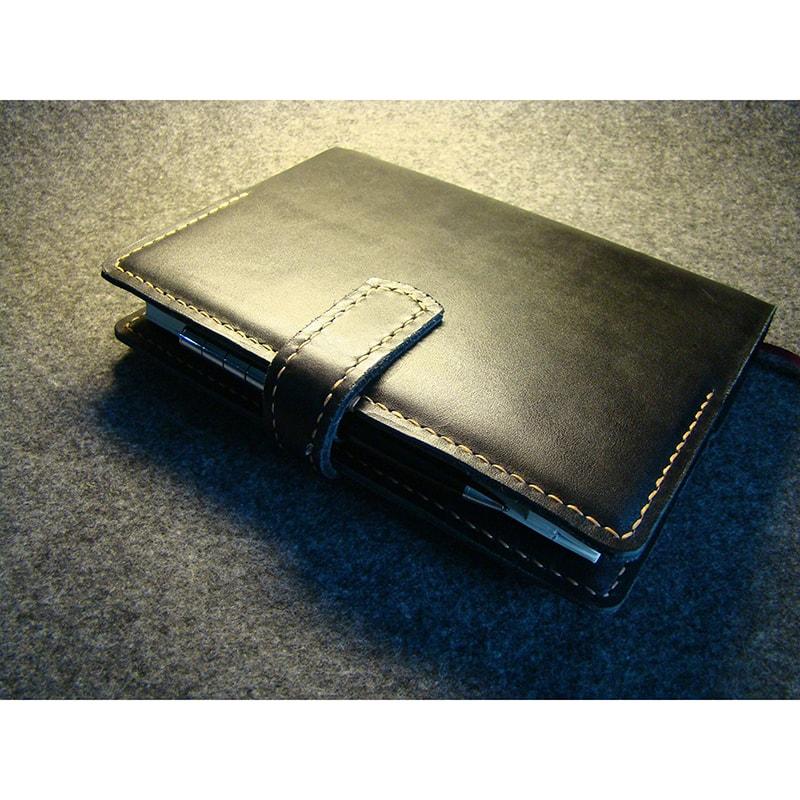 шкіряна Обкладинка для щоденника