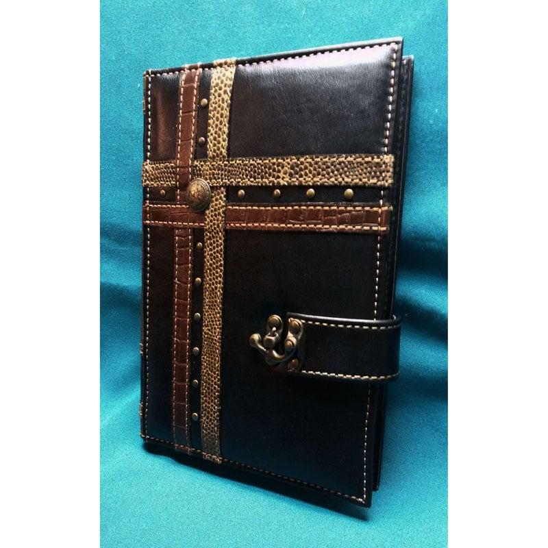 Кожаный ежедневник в подарок мужчине Aristocrat