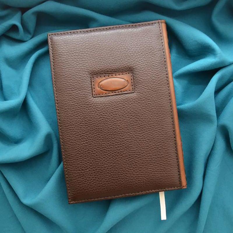 Кожаный блокнот Game of Thrones brown leather