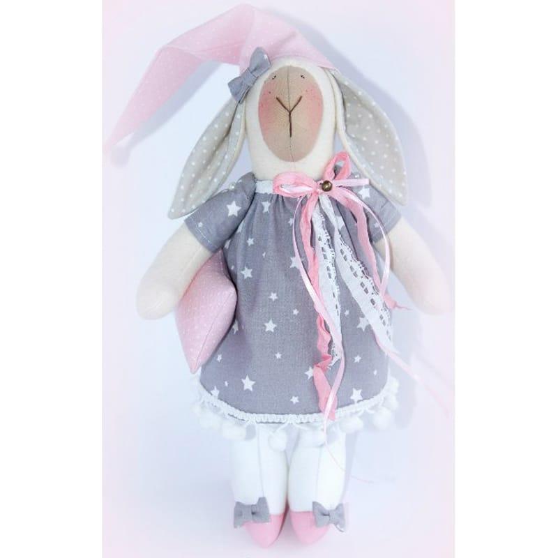 Изысканная дизайнерская кукла Зимняя Овечка Тильда