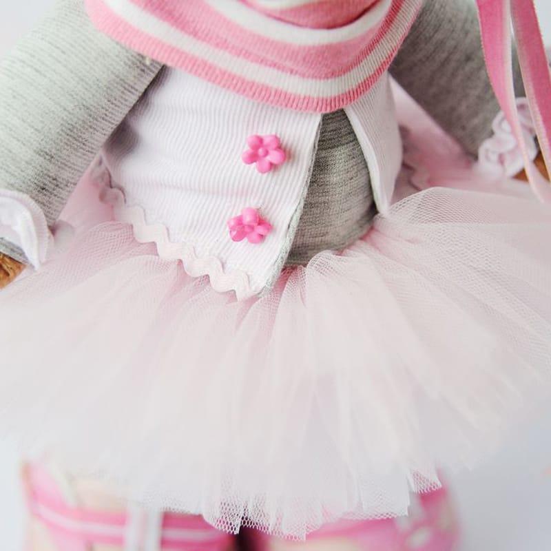 Кукла текстильная Кавайная Обезьянка