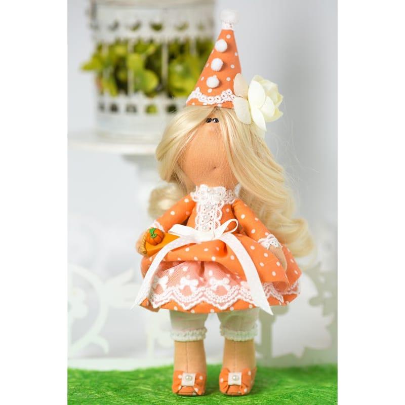 Прекрасная стильная кукла Клоунесса