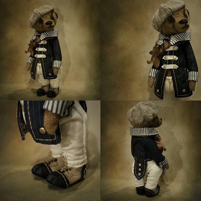 Дизайнерская кукла в подарок Мишка Тедди Франт