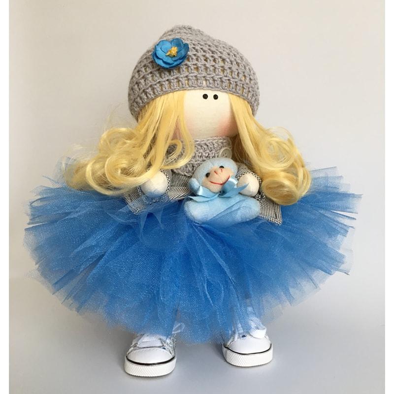 Інтер'єрна лялька Березня