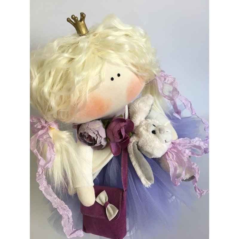 колекційна Лялька в подарунок Віолетта
