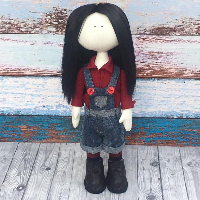 Кукла тильда интерьерная Бетти