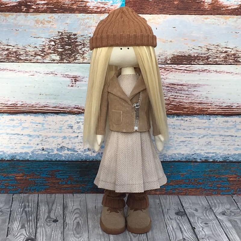 Кукла тильда дизайнерская Кэндис