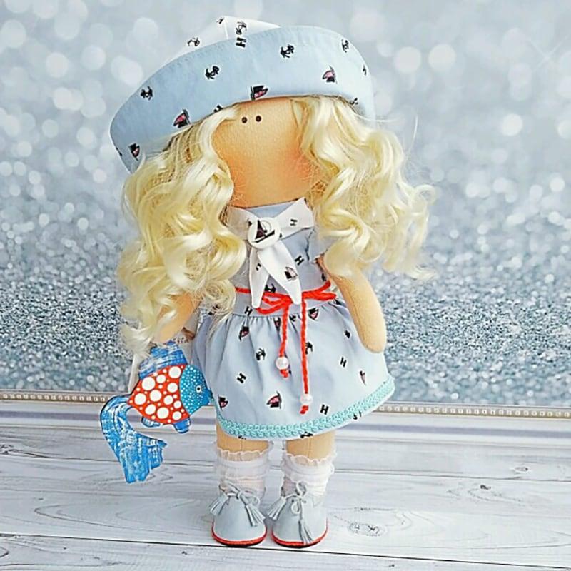 Авторская кукла handmade Тереза