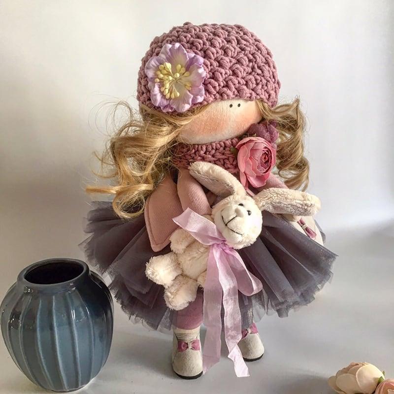 Кукла авторская коллекционная в подарок Тиффани
