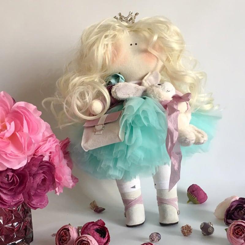Кукла интерьерная Сиренити