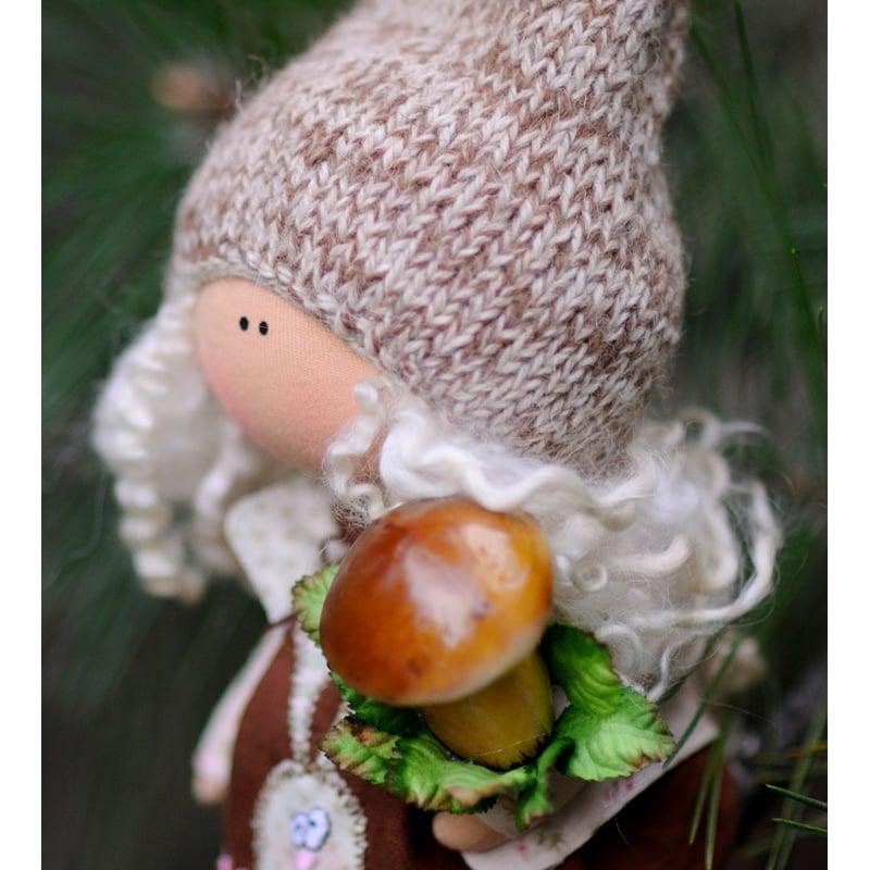 Кукла текстильная Сандра
