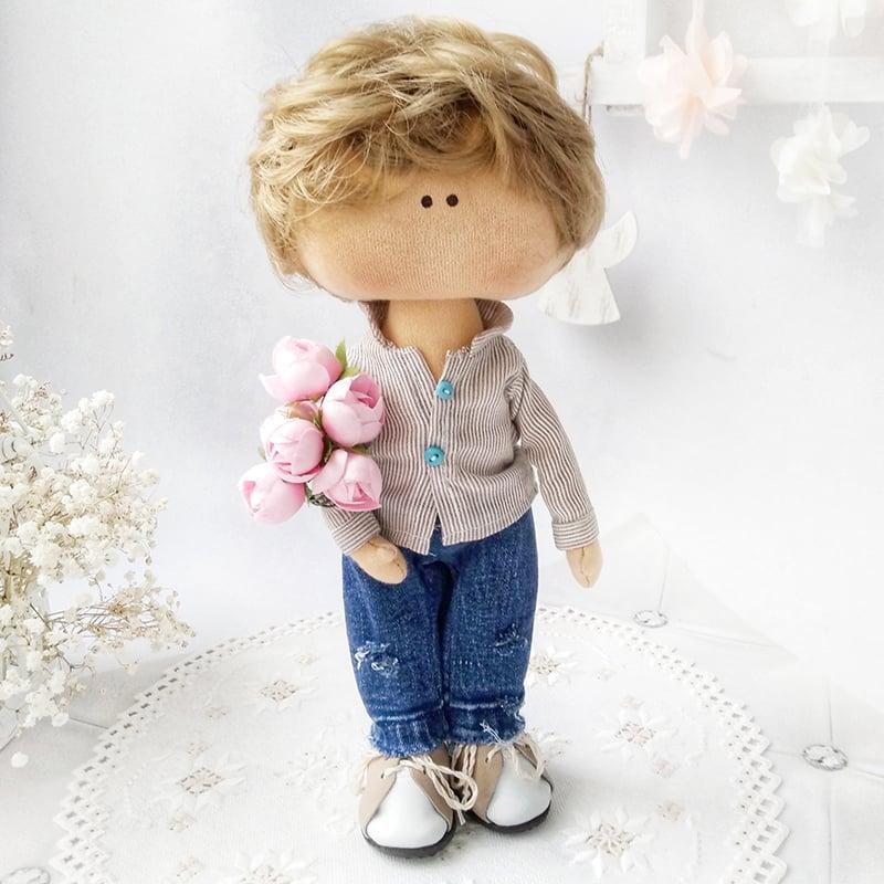 Интерьерная кукла Джек-Романтик