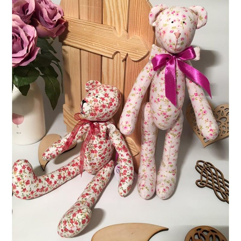 Интерьерная кукла Мишутка Барни