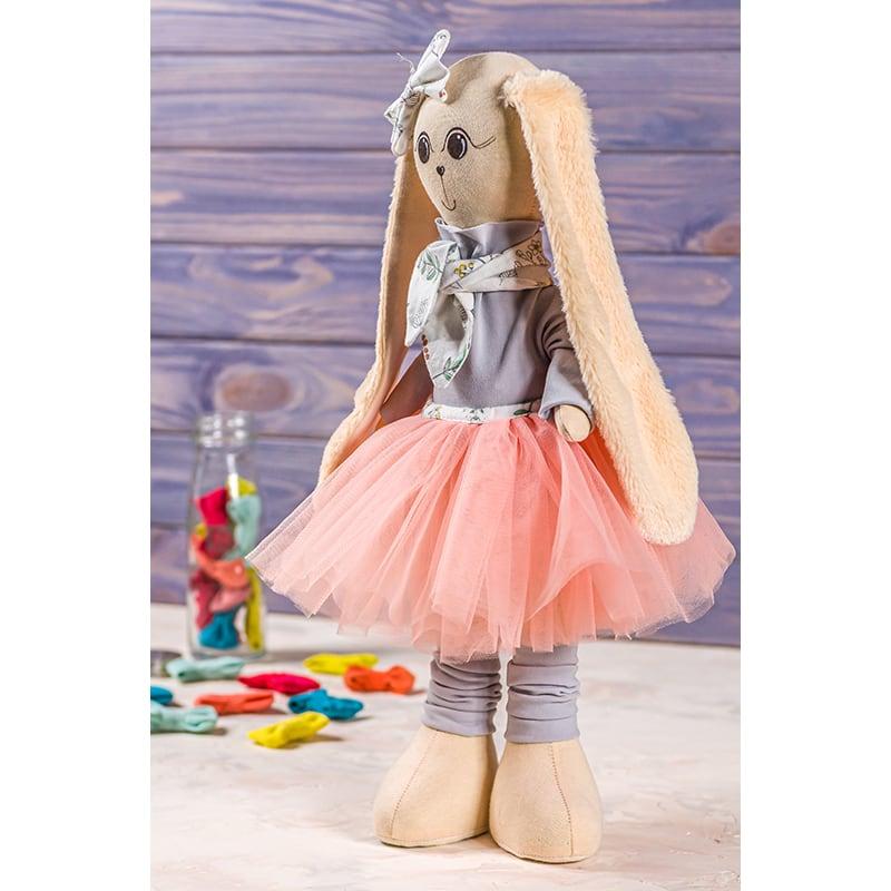 Інтер'єрна лялька Зайчик Аврора