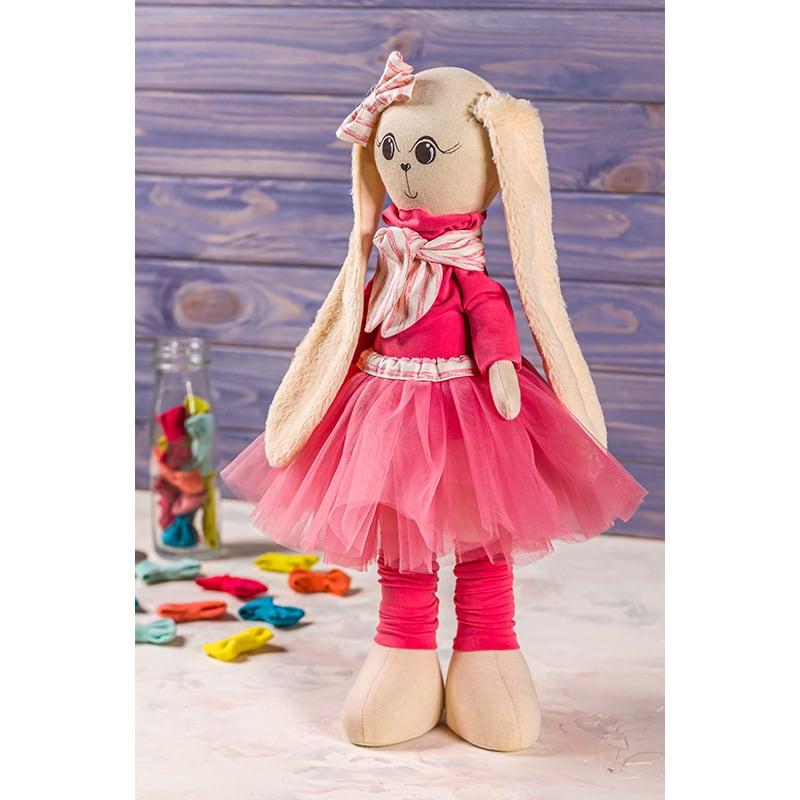 Інтер'єрна лялька Зайчик Черрі