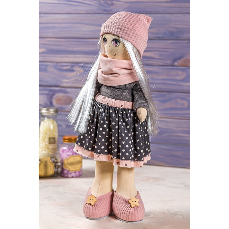 Інтер'єрна лялька Анастасія